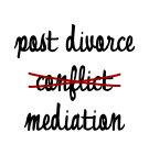 post divorce mediaton