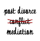 post divorce mediaton